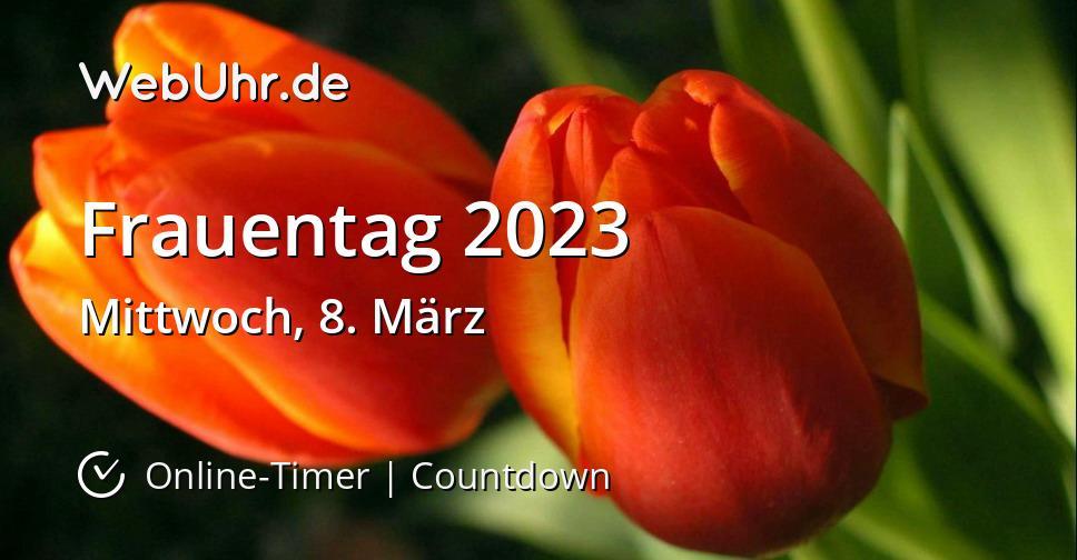Frauentag 2023