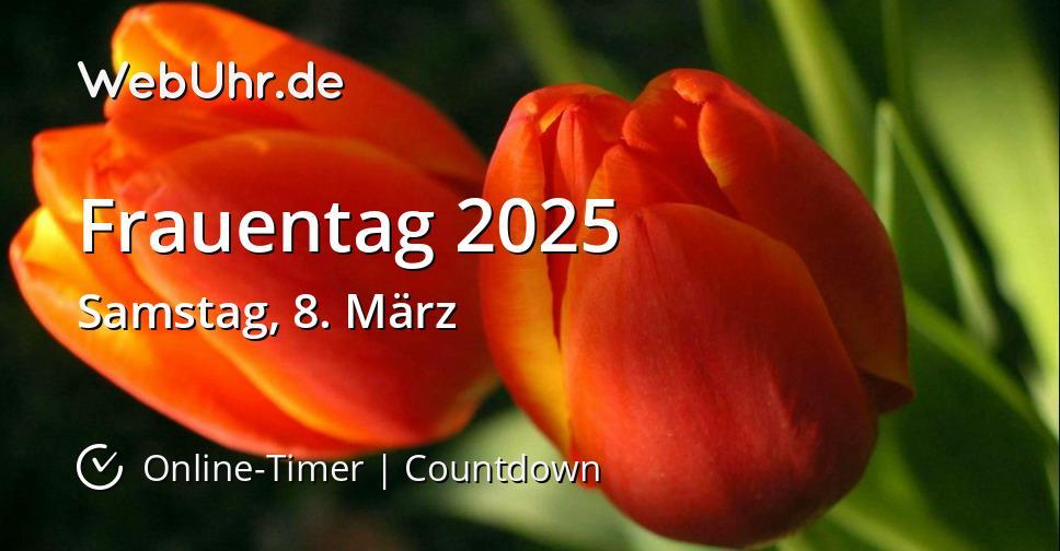 Frauentag 2025