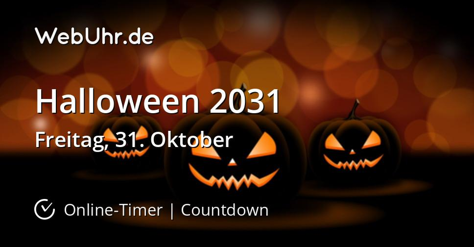 Halloween 2031