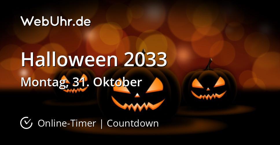 Halloween 2033
