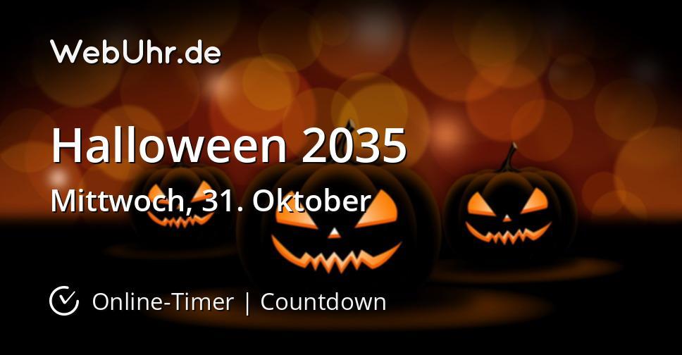 Halloween 2035